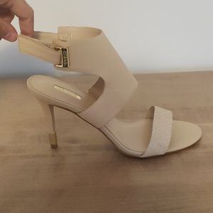 Guess Heels with velcro strap